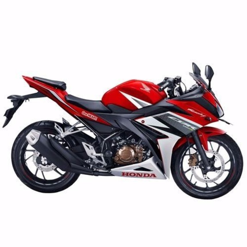 CBR 150 Red Racing